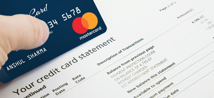 RBL Credit Card Application